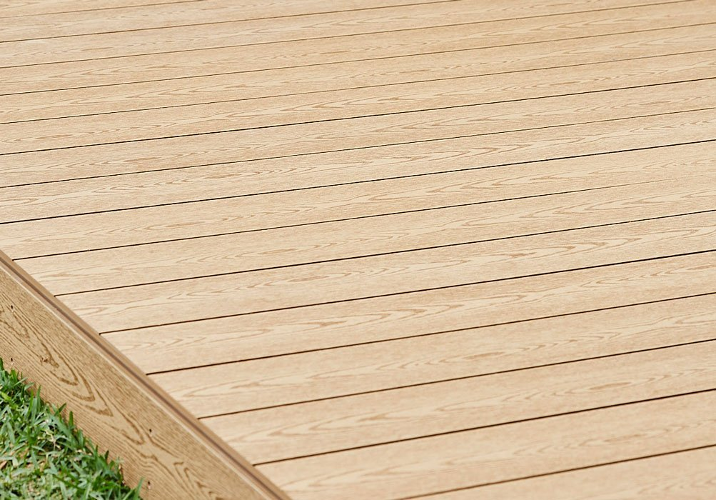CHROMIUM DECKER DESIGN SOLID DECKING