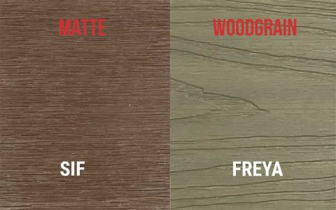 DECKER PROTECT MATTE AND WOODGRAIN FINISHES