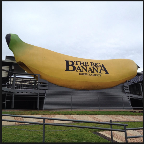 BIG BANANA COFF HARBOUR