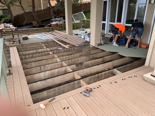 LAYING PERLABOARD ON 170sqm PROJECT CENTRAL COAST